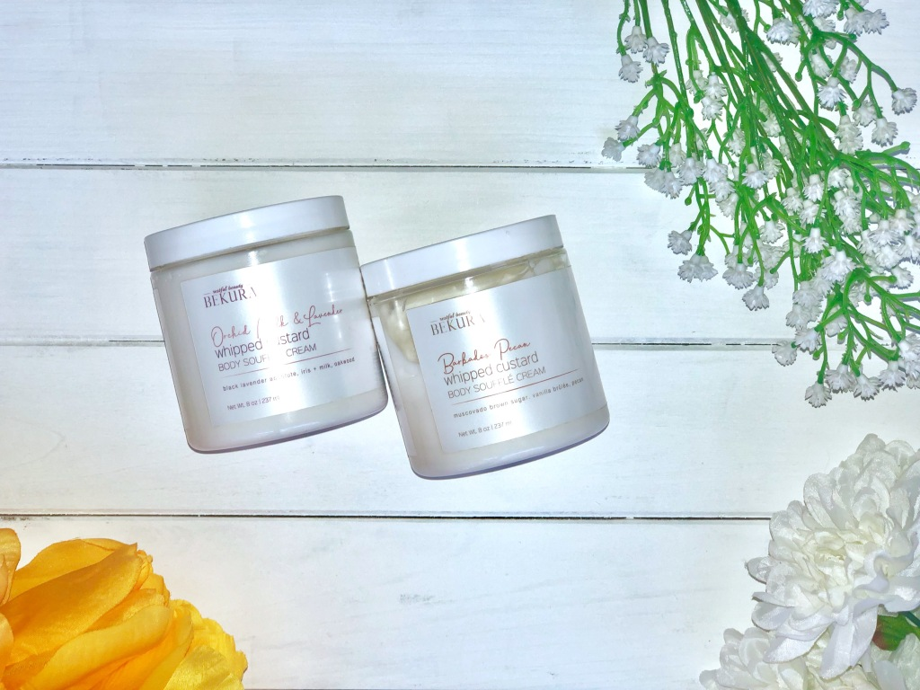 Bekura Beauty Whipped Custard Body Soufflé Cream