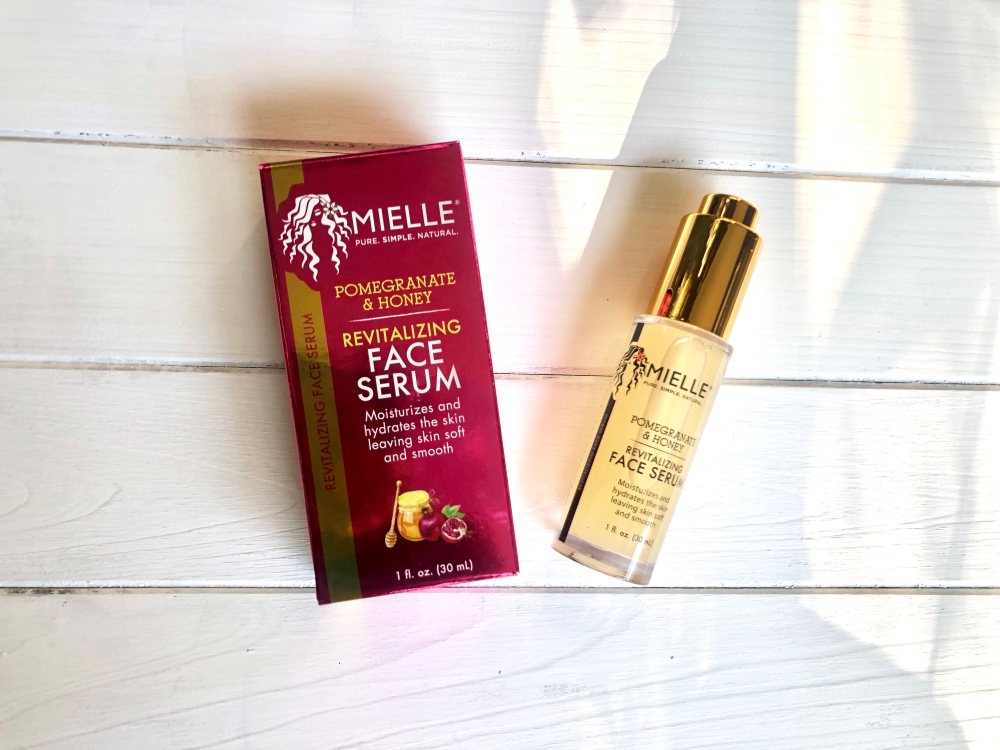 Mielle Pomegranate & Honey Revitializing Face Serum